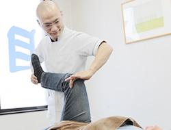 関節運動を科学します